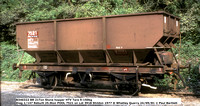 B340322 HTV @ Whatley Quarry 81-09-24 © Paul Bartlett w