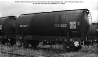 PR70071 50t GLW Hargreaves Group @ Swansea Railcar Services 86-08-26 � Paul Bartlett w