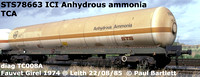 STS78663 ICI Anhydrous ammonia