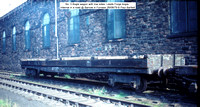 3 Bogie low sides, Leeds Forge bogie Internal @ Barrow in Furness 79-08-26 � Paul Bartlett [1w]