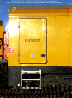 DR79272 Harsco Switch & Crossing Rail Grinder @ York NR Thrall Works 2014-02-20 [03w]