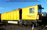 DR79272 Harsco Switch & Crossing Rail Grinder @ York NR Thrall Works 2014-02-20 [02w]
