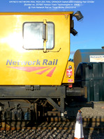 DR79272 Harsco Switch & Crossing Rail Grinder @ York NR Thrall Works 2014-02-20 [08w]