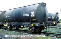 PR70074 50t GLW Hargreaves Group @ Swansea Railcar Services 86-08-26 � Paul Bartlett W