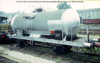 43 83 724 0 305-0 Tank for Benzina Auto Petrolio Benzolo @ Milan Motorail Depot in July 1995 © Paul Bartlett w