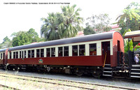 Coach BB 6602 of Kurunda Scenic Railway, Queensland 28-09-2014 � Paul BartlettDSC06287