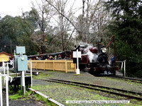 12A at Lakeside on Puffing Billy Railway 19-09-2014 � Paul Bartlett [5]