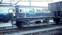 024178 shunting runner Internal user @ Derby works 79-08-11 � Paul Bartlett w